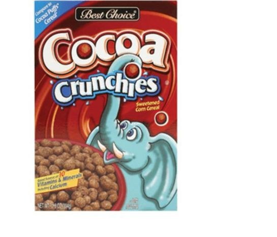Buy Best Choice Cocoa Crunchies Cereal