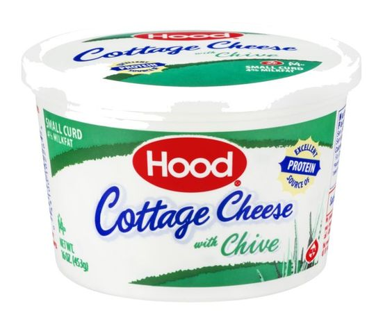 Buy Hood Cottage Cheese, Small Curd, 4% Milkf... Online ...