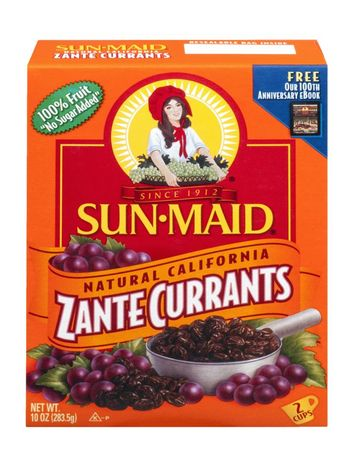 Buy Sun Maid Currants, Zante - 10 Ounces Online | Mercato