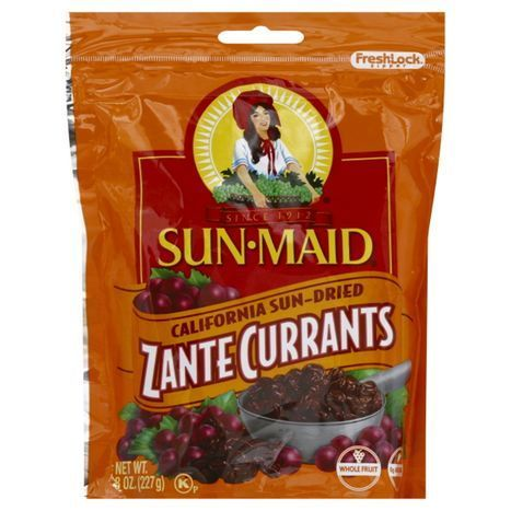 Buy Sun Maid Zante Currants, California Sun-D... Online ...