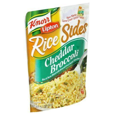 Buy Knorr Lipton Rice Sides Cheddar Broccoli Online