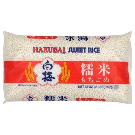 Buy Hakubai Sweet Rice - 32 Ounces Online | Mercato