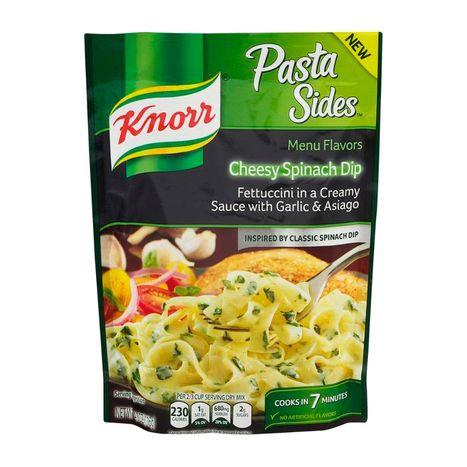 Buy Knorr Pasta Sides Menu Flavors Fettuccini Online