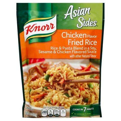 Buy Knorr Asian Sides Rice Amp Pasta Blend Chi Online